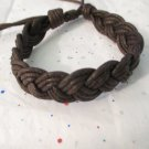 Brown Macrame Bracelet