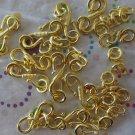 Gold Tone S Hooks