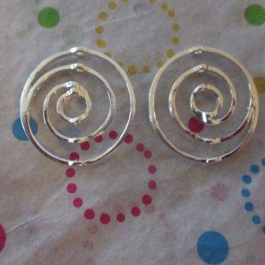Swirled Bead Frames - Set of 2