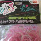 Glow in the Dark Loom Rubber Bands - 300