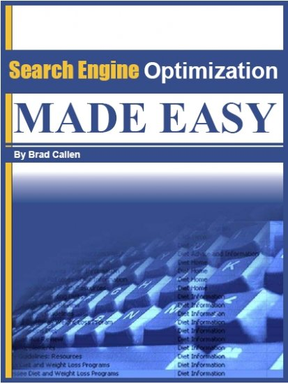 Web Search Engine Optimization Made Easy!