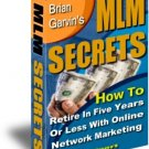 MLM Secrets - Make More Money with Online Networking
