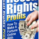 MAKE MONEY! Resell Rights Profits