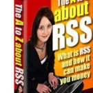 Learn The A to Z About RSS and make money