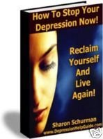 How to Stop Your Depression Now