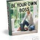115 Ways to become your own Boss