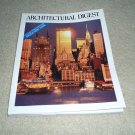Architectural Digest Magazine Collector's Edition Inside New York, November 1988