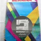 BERNINA 1530 SEWING MACHINE INSTRUCTION MANUAL GUIDE CD