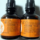STRONG IODINE TINCTURE 5% USP -- 10 ml