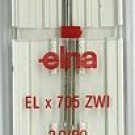 Elanalock  Double needle EL x 705 ZWI