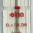Elanalock  Double needle EL x 705 ZWI