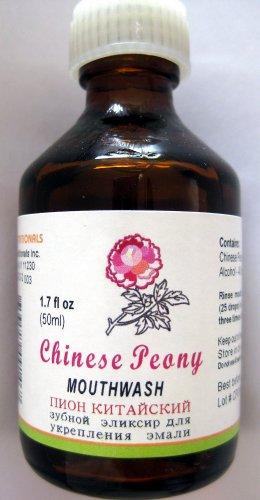 Chinese Peony Mouth Wash 50 ml