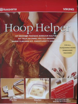 Viking Husqvarna Embroidery Hoop Helper II