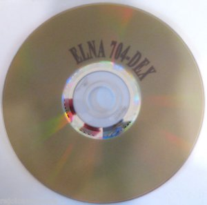 ELNA  Serger  704 DEX   Instructional Video   DVD