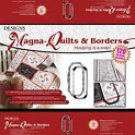 Bernina  830  Magna Hoop Quilts  & Borders