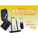 Quick Snap Magna-Hoop for Baby Lock & Brother Multi-Needle Embrodery Machines