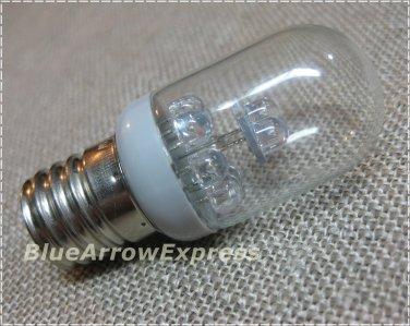 """Light Bulb Led 9 Light Bulb for Baby Lock, Bernina, Riccar, Viking, Screw-In, 5/8"""" Base"""