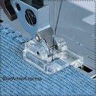 Pfaff Knit Edge/Piping/Beading Foot #93-042957-91 Fits ALL