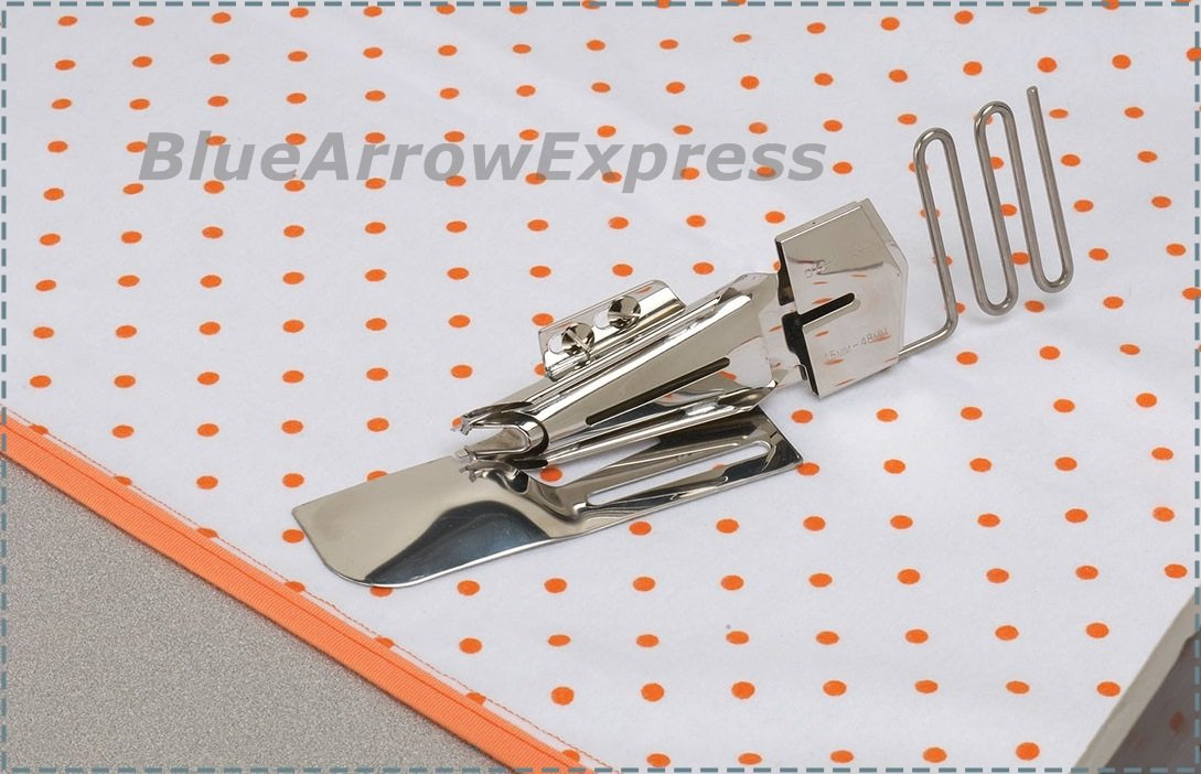 BABYLOCK 10 mm & 15 mm KNIT WOVEN DOUBLE FOLD BIAS BINDERS