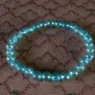 Beaded Bracelet-all blue