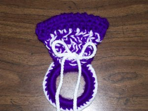 craftygardener.ca towel ring holder