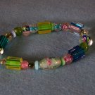 Beautiful Glass Beads Bracelet