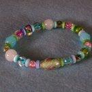 Lovely Glass Beads Bracelet