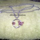 Butterflies in Flight 24in. Necklace