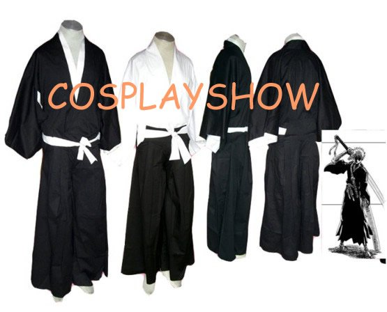 Bleach cosplay costume