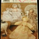 Simplicity Craft Sewing Pattern 9735 Victorian Heirloom Doll and Doll Clothes 12 and 18 inch CUT