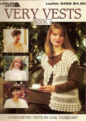 Leisure Arts' Crochet Patterns - Cecilia's Samplers