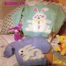 Lane Borgosesia Knitting Pattern Booklet 147 Kids IV Sweater 14 Childrens Small Medium Large A1051