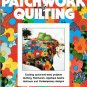 Better Homes and Gardens Hard Cover Book Patchwork and Quilting A1063