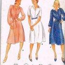 Vintage 1970's Butterick Sewing Pattern 5879 Long or Short Sleeve Shirt Dress Size 12 UNCUT
