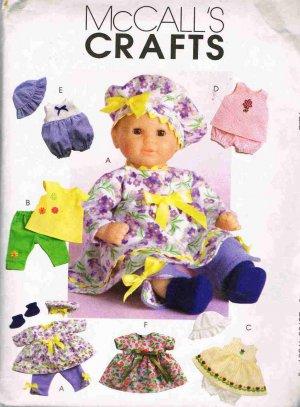 Dress Pattern for Bitty Baby ® Bitty Twin ® Doll | Liberty Jane