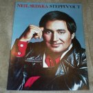 Neil Sedaka - Steppin' Out - songbook song book music book sheet music