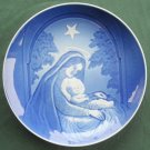 Bing & Grondahl Copenhagen Jubilee plate Maria With Child