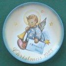 Schmid Christmas 1983 Berta Hummel Plate