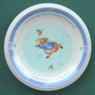 Wedgwood Peter Rabbit Beatrix Potter plate