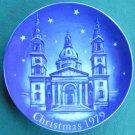 Retsch Germany Christmas Plate 1979 The Saint Stephen Basilica Budapest