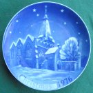 Retsch Germany Christmas Plate 1976 The Church Of Galway