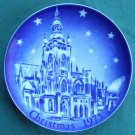 Retsch Germany Christmas Plate 1975 ST Vitus Cathedral