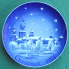 Retsch Germany Christmas Plate 1974 The Renaissance Castle Poland