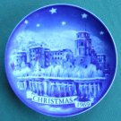 Retsch Germany Christmas Plate 1969 Heidelberg University