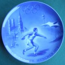 Berlin Design Plate XX Olympic Olympia Munich Munchen 1972 Germany