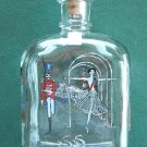 Holmegaard Glass H C Andersen annual bottle decanter 1987