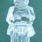 Pukeberg Sweden Art Glass Viking figurine #2
