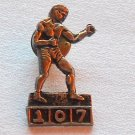 Fighter 107 Ballou Metal Tie Tack Pin