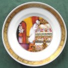 Royal Copenhagen H C Andersen plate Princess And The Pea