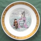 Royal Copenhagen H C Andersen plate THE SNOW QUEEN
